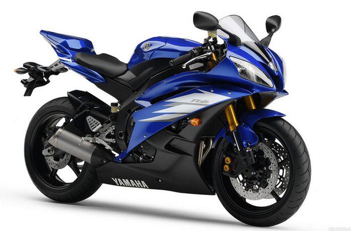 Мотоцикл Yamaha R6.