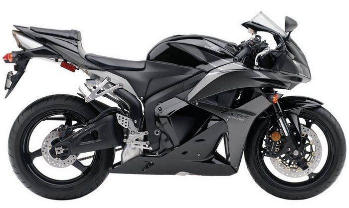 Мотоцикл Honda CBR-600rr.