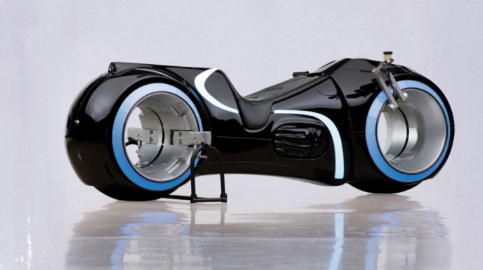 TRON Light Cycle.