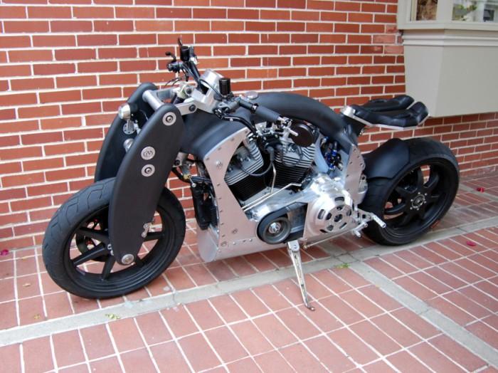 B120 Wraith.
