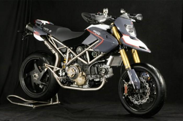 NCR Leggera 1200 Titanium Special.