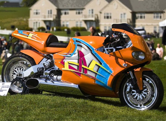 МТТ Y2K Turbine Superbike.