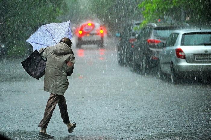 Ветер и дождь гарантированно затрудняют поездку. |Фото: ural-meridian.ru.