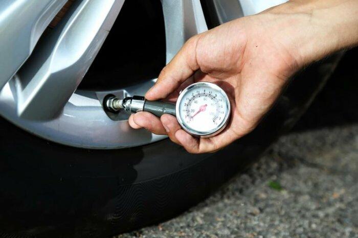 Даже давление в шинах оказывает негативное влияние. |Фото: 4-x-4.ru.