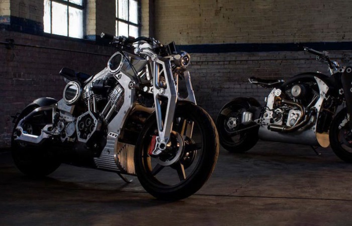 Самые дорогие мотоциклы.