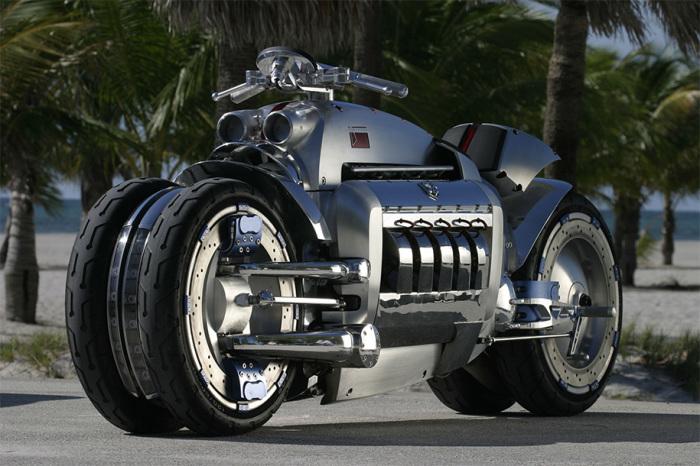 Творческий раритет не устает будоражить умы мотоциклистов.