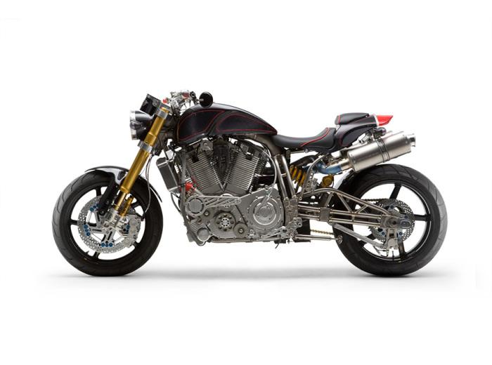 Самый легкий мотоцикл.