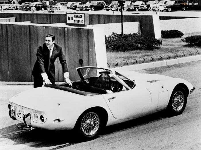 Герой Коннери ездил на лучших машинах. |Фото: classicandsportscar.com.