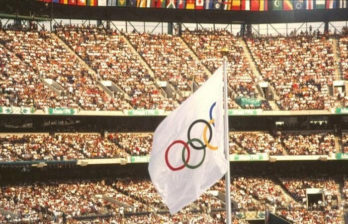 Олимпийские игры в Атланте.