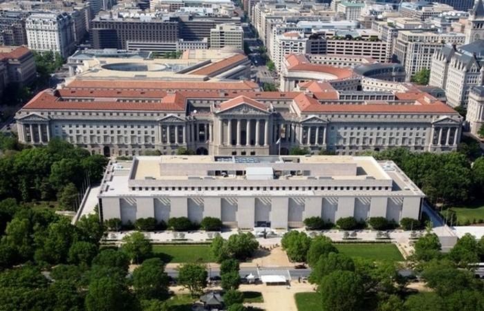 Национальный музей американской истории в Вашингтоне.