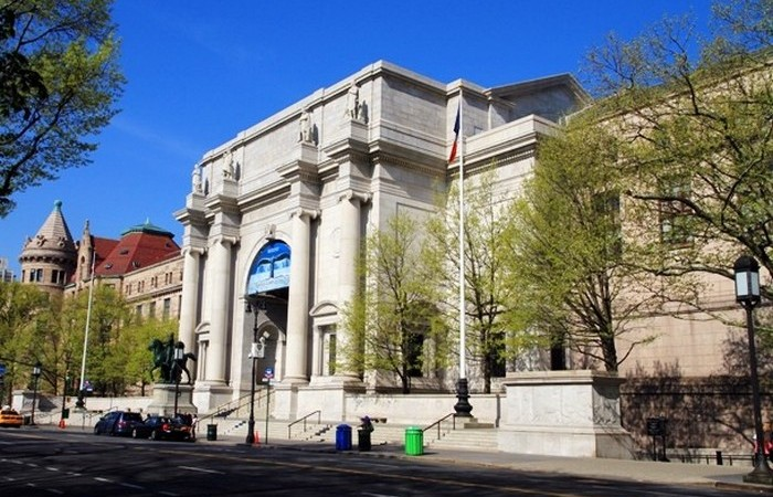 Американский музей естественной истории.