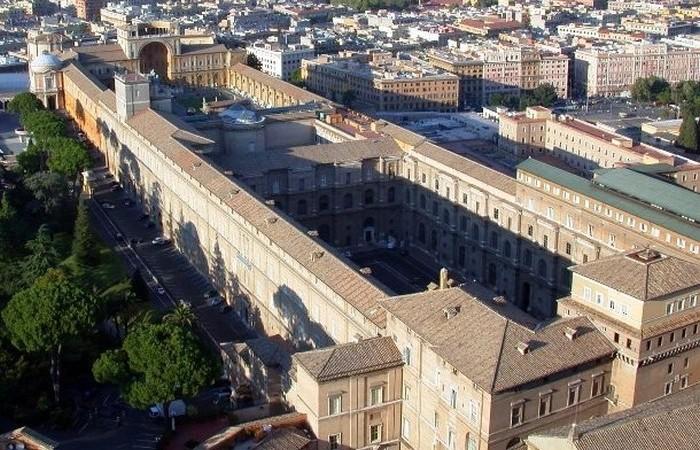Музеи Ватикана.