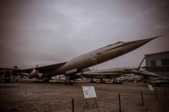 М-17 Стратосфера - детище КБ Мясищева.