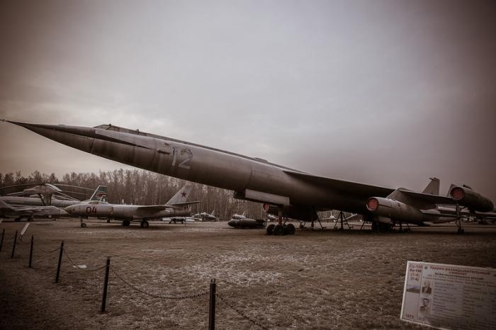 Советский высотный самолёт М-17 Стратосфера
