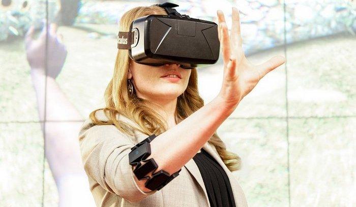 Добро пожаловать в виртуальную реальность.