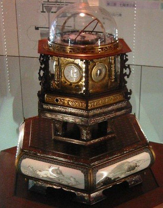 Сегодня эти часы считаются важным культурным достоянием Японии.