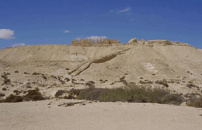 Древние города Израиля.