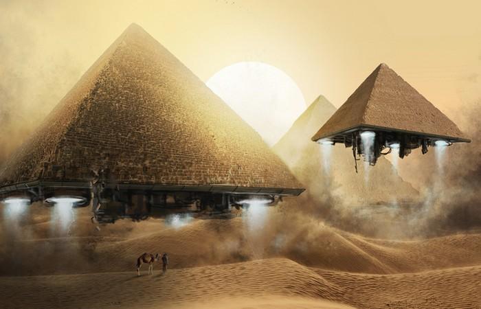 Загадки Древнего Египта.
