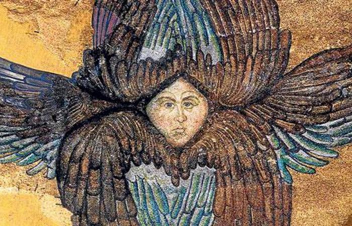 Таинственная мозаика: cкрытый ангел в соборе Святой Софии.
