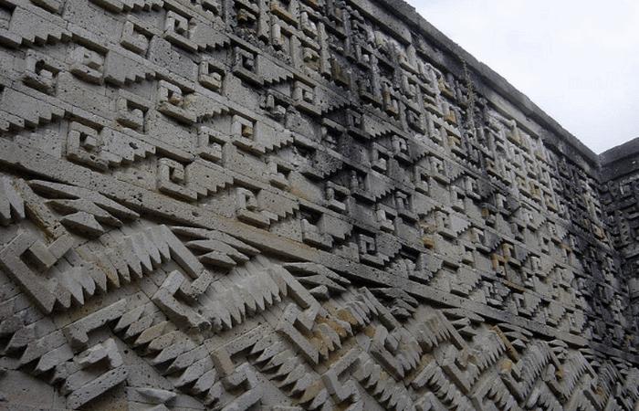 Таинственная мозаика: укладка древнего Митла.