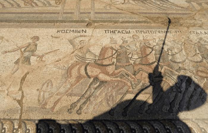Таинственная мозаика: кипрский «Ипподром».