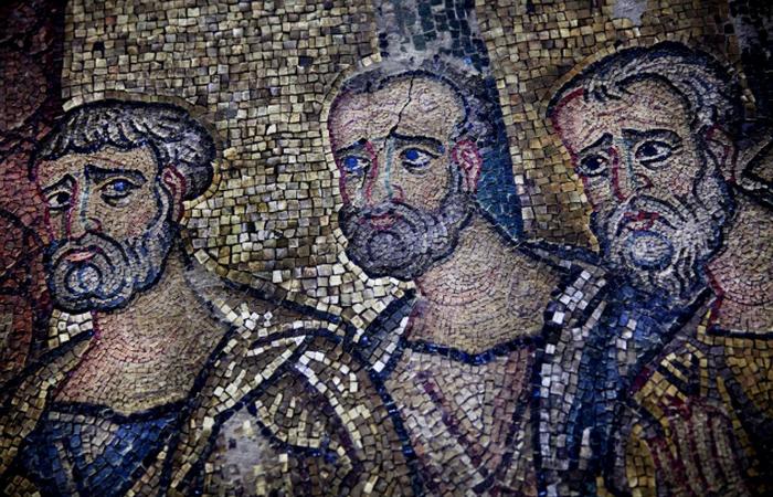 Таинственная мозаика: Церковь Рождества Христова в Вифлееме.