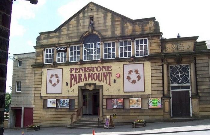 Городок Пенистон в Йоркшире, Англия.