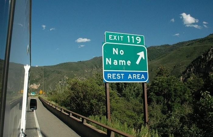 Городок в штате Колорадо, США.