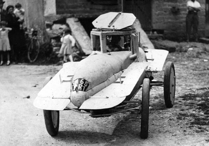 Легендарная Submarine Car, которой не повезло.