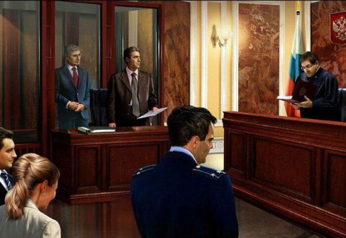 В суд понятого могут доставить принудительно. ¦Фото: kormed.ru.