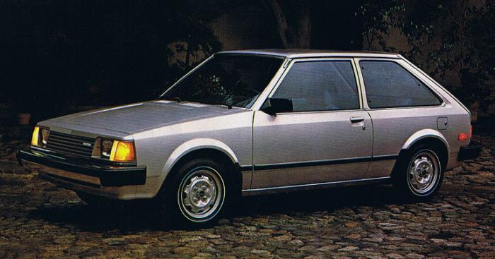 Mazda GLC.
