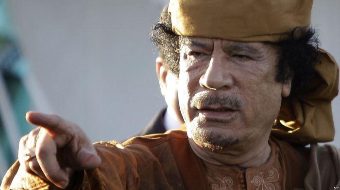 Ливийский лидер был весьма скромным в кулинарных предпочтениях.