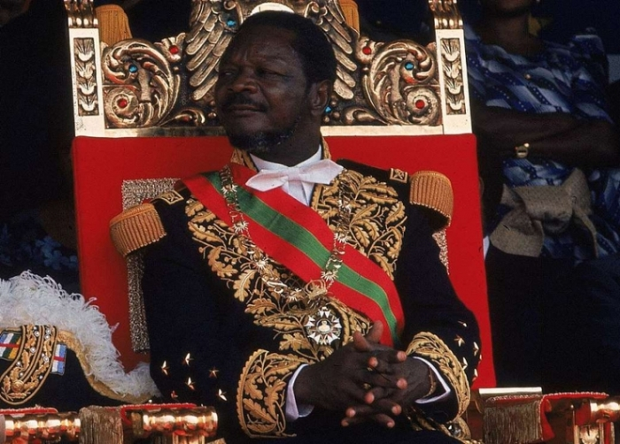 Один из самых жестоких лидеров прошлого века.