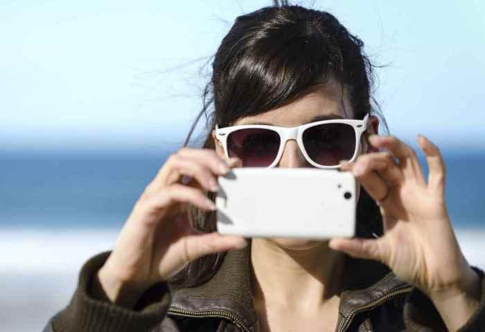 Камера для сотового телефона.