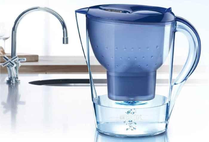 Водяные фильтры.
