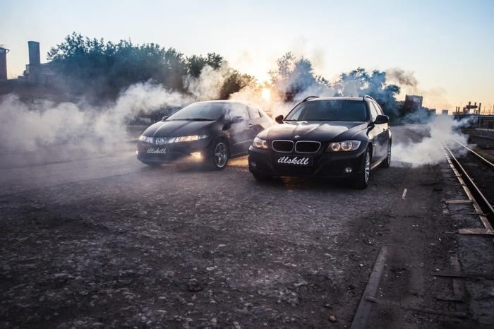 Управляемость падает. |Фото: drive2.ru.