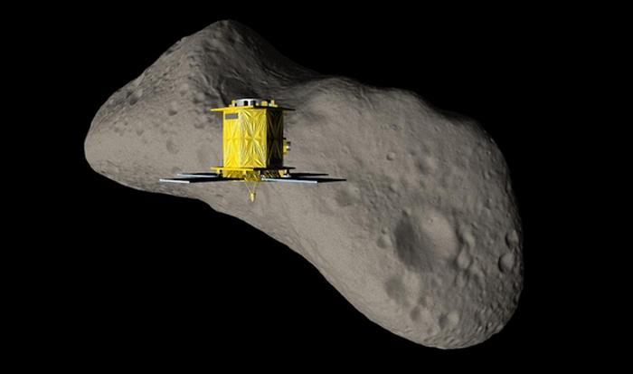 NASA: штраф за космопарковку.
