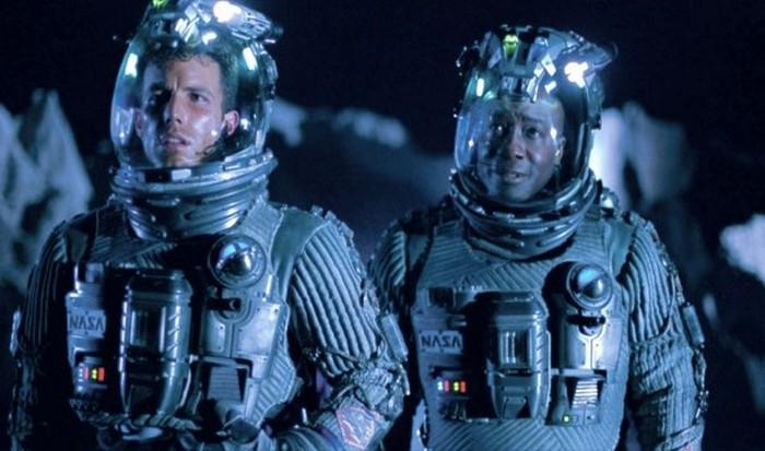 NASA: фильм «Армагеддон».