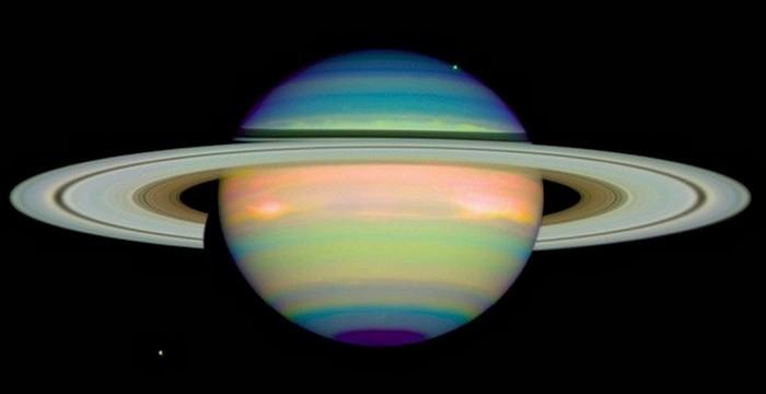 Любимая планета начинающих астрономов.