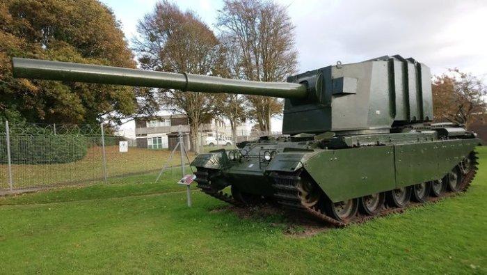 Хотели танк, а получили САУ,