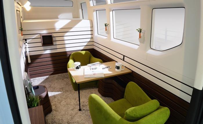 Уютное помещение для деловых встреч и не только.