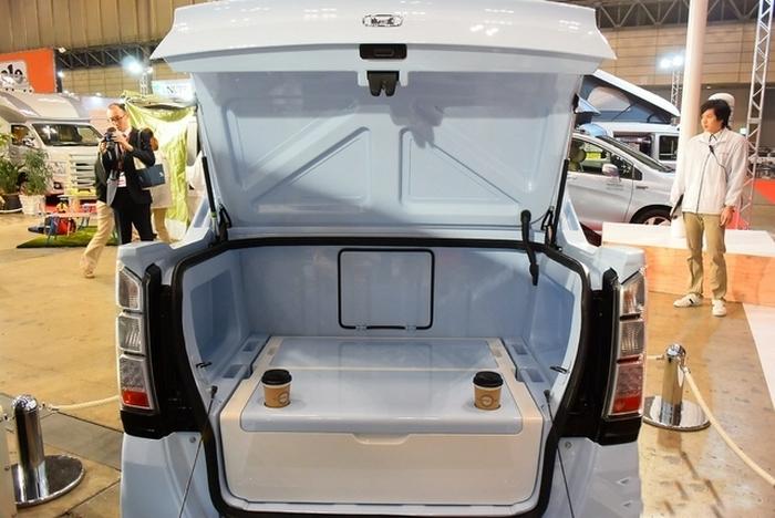 Вместительный багажник.