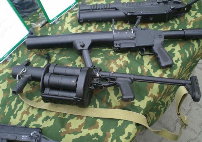 Недобрый «Гном»: как и для чего был создан отечественный револьверный гранатомет 6Г30