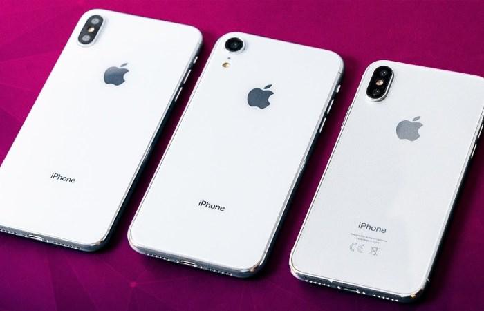 Какие смартфоны появились этой осенью, кроме Яблочка.