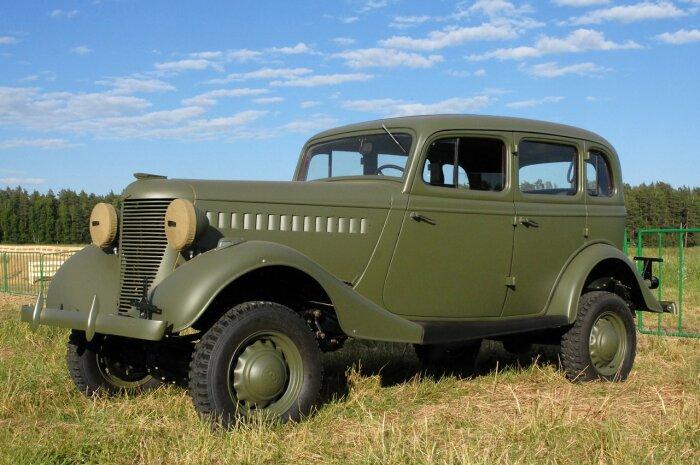 Эти красавцы выпускались только в годы войны. /Фото: auto.ru.
