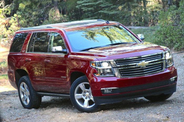 Chevrolet Tahoe/GMC Yukon: когда в большом авто мало места для водителя.