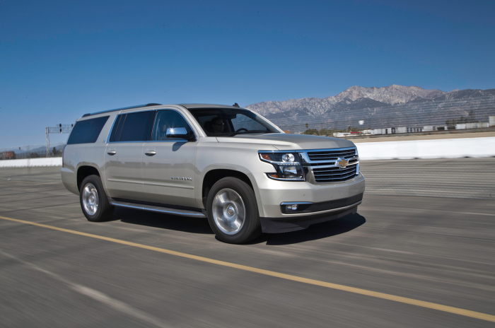 Chevrolet Suburban/GMC Yukon XL: проблемная коробка передач.
