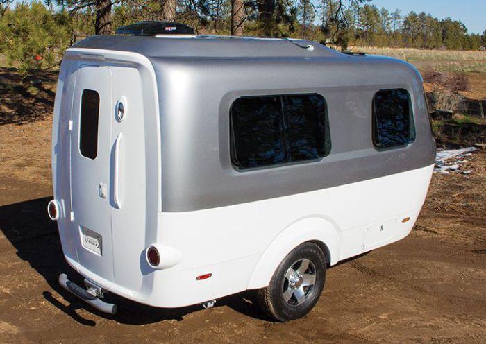 Nest Caravan:путешествие на колёсах с комфортом.