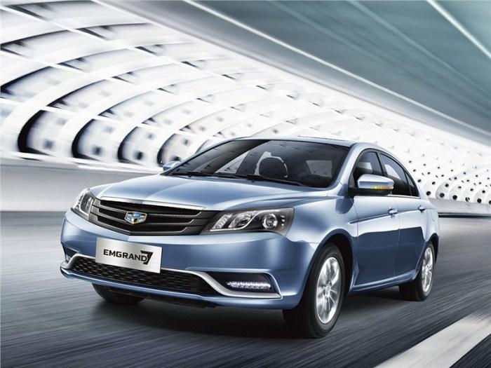 Отличный китайский автомобиль. versiya.info.