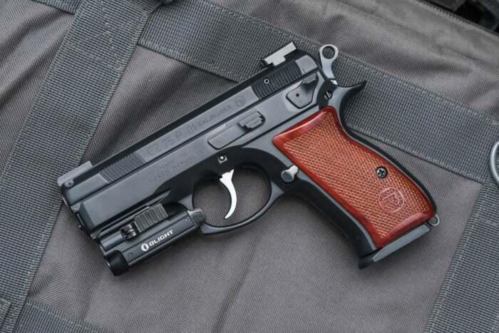 Лучший чешский пистолет.  Фото: in.pinterest.com.